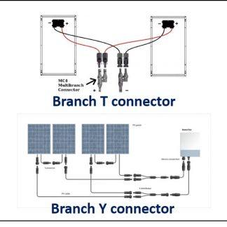 Solar Branch connectors