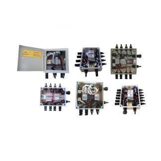 Solar UPS Combiner Box
