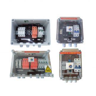Solar DCDB Junction Box